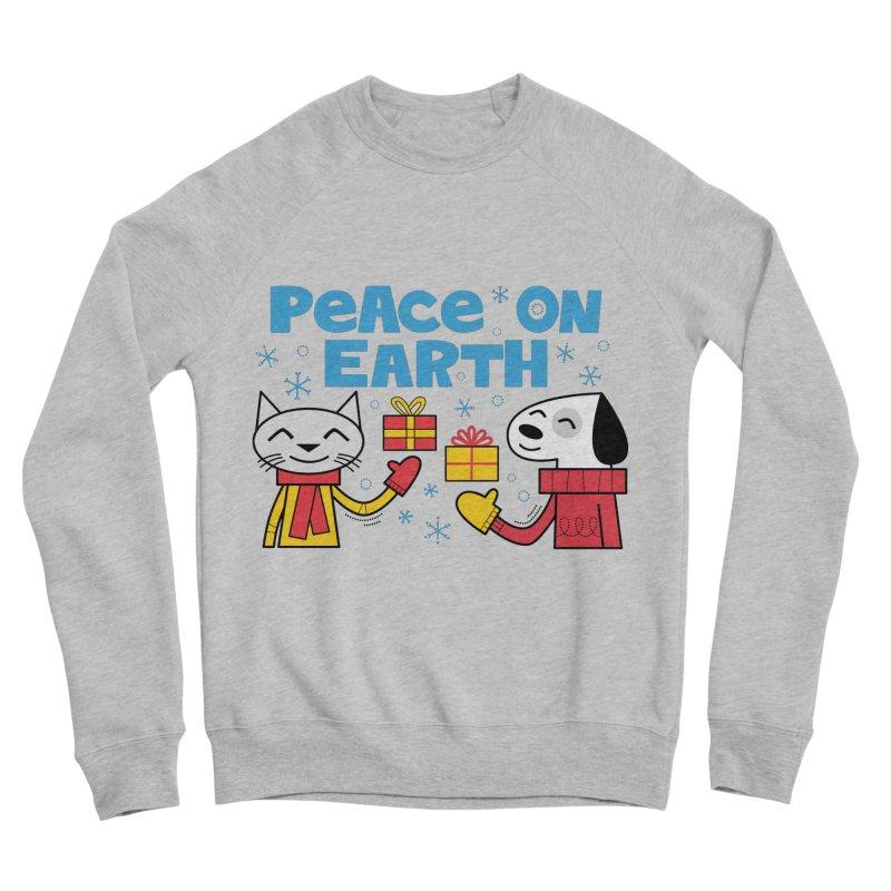 Peace on Earth Women's Sweatshirt by
