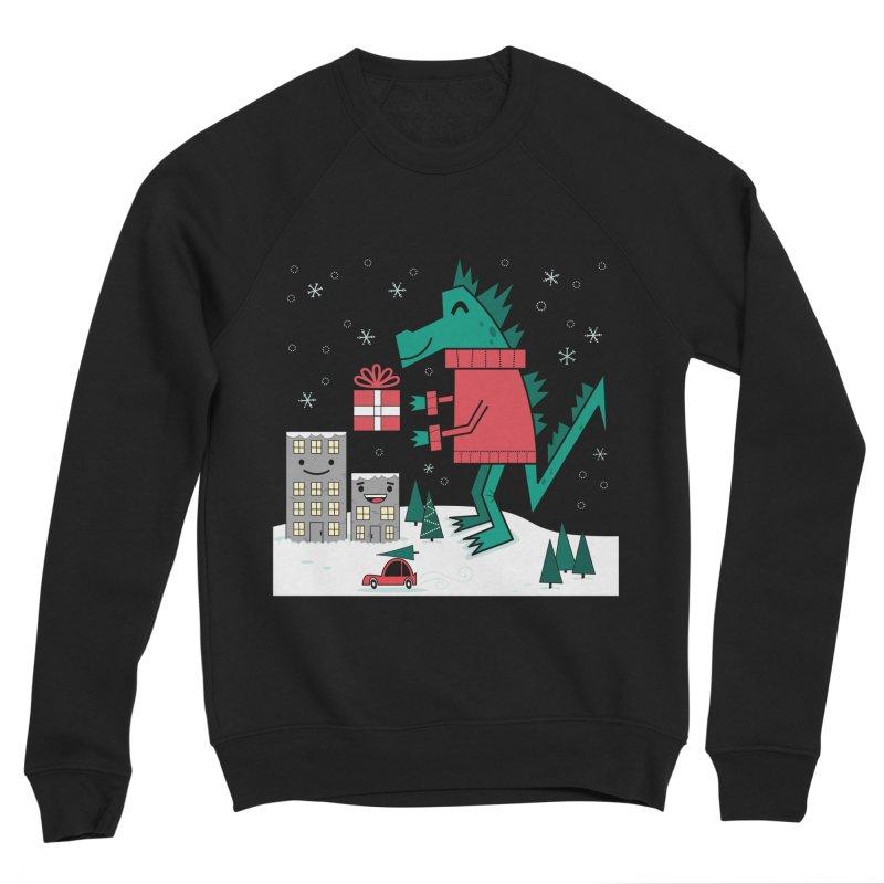 Kaiju Christmas Women's Sweatshirt by