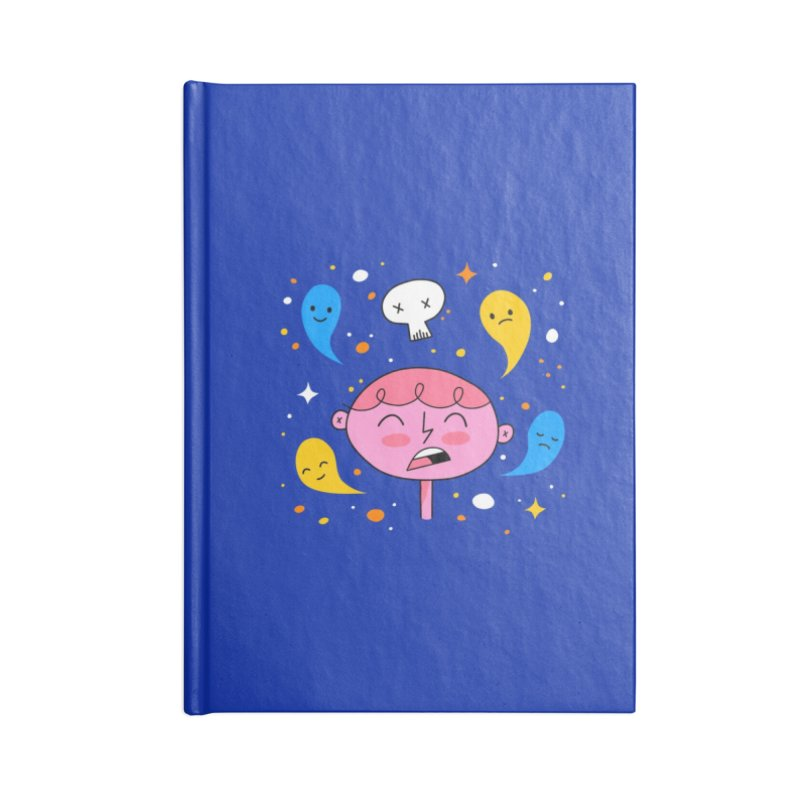 Thought Ghosts Accessories Notebook by