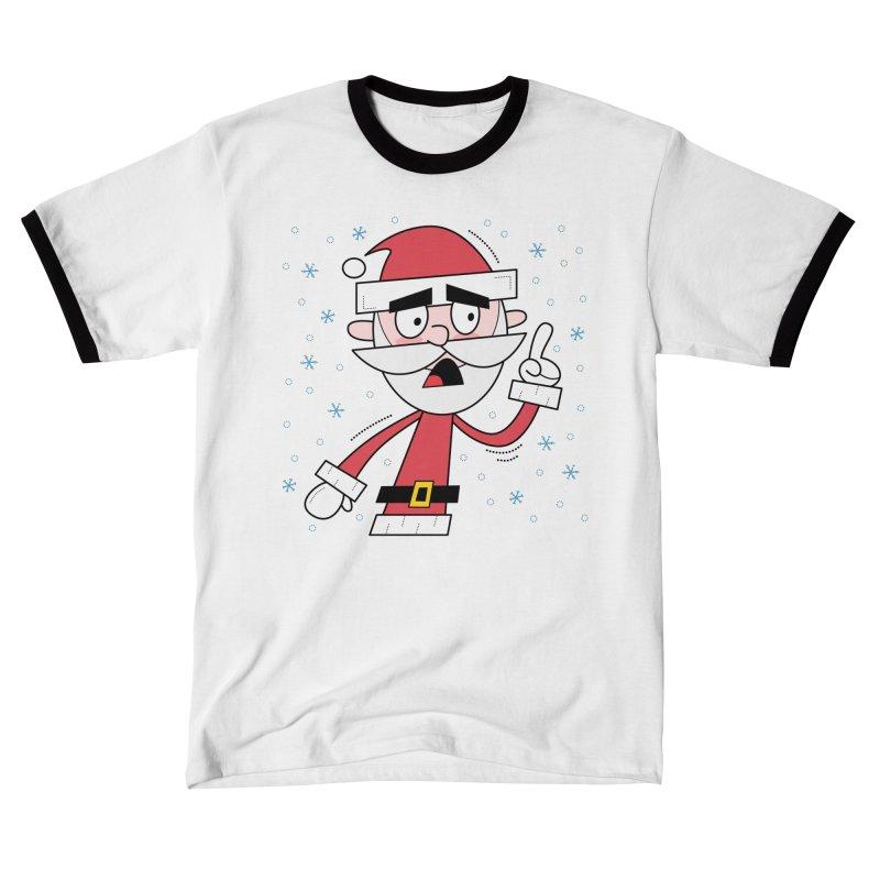 Grumpy Santa Women's T-Shirt by