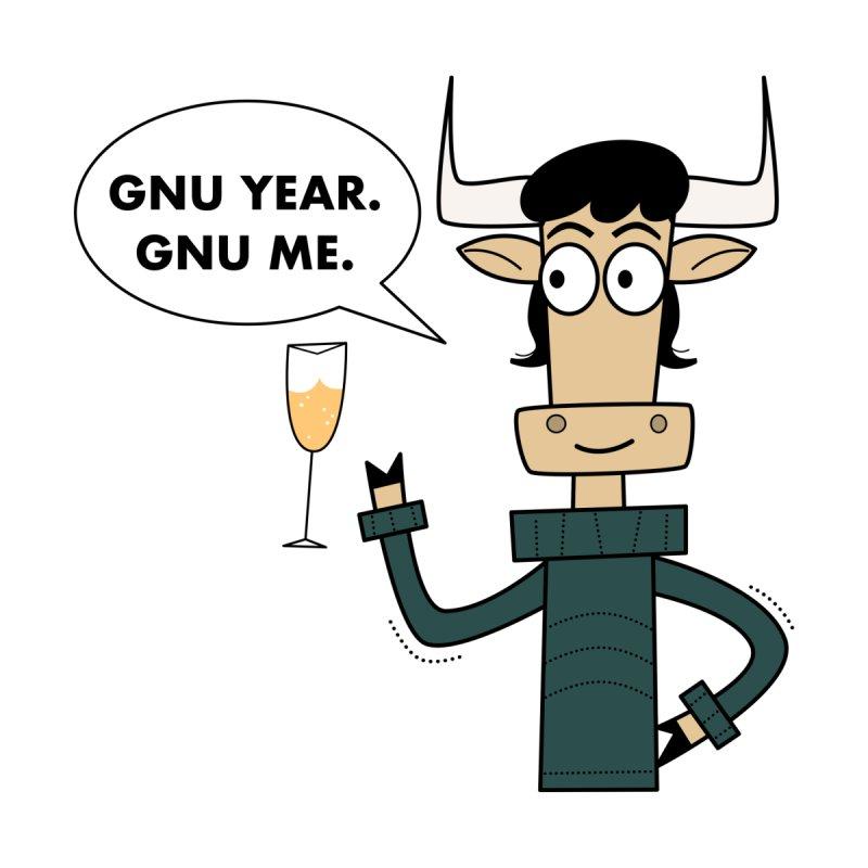 Gnu Year. Gnu Me. Men's T-Shirt by