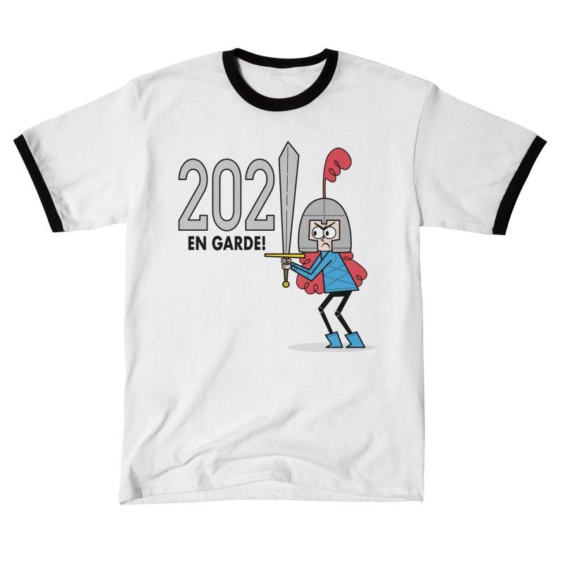 2021 En Garde! Red Knight Women's T-Shirt by