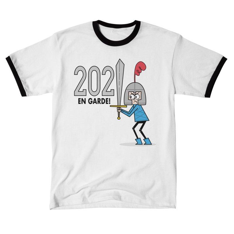 2021 En Garde! Blue Knight Women's T-Shirt by