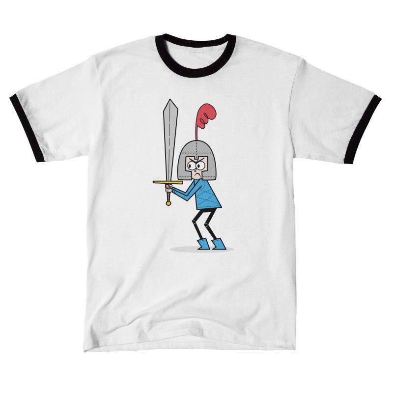 En Garde! Blue Knight Women's T-Shirt by