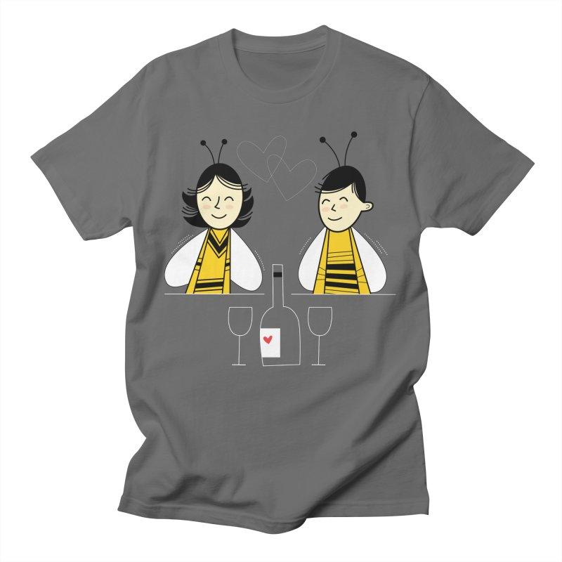 Honey Bees Men's T-Shirt by