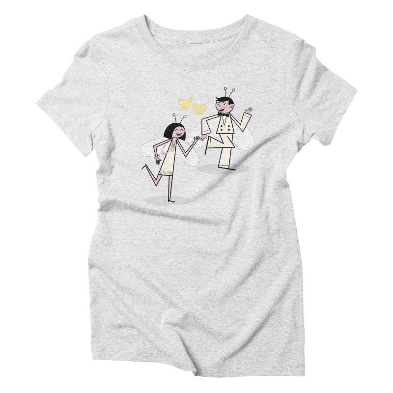 Jitter Bugs, Roaring 20s Dancers Women's T-Shirt by