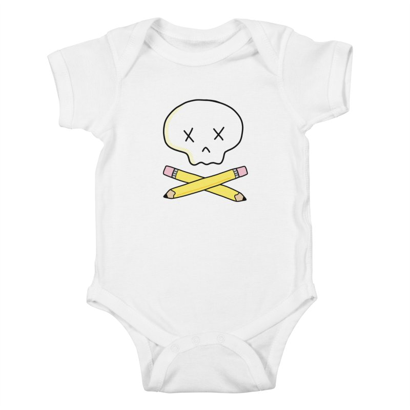 To Create or Not To Create Kids Baby Bodysuit by
