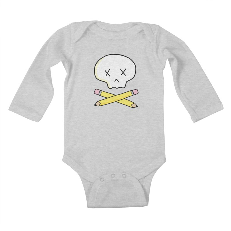 To Create or Not To Create Kids Baby Longsleeve Bodysuit by