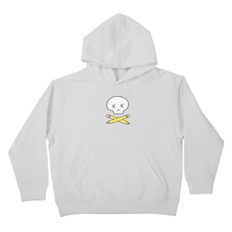 To Create or Not To Create Kids Pullover Hoody by