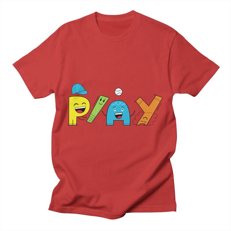 Play! Men's T-Shirt by