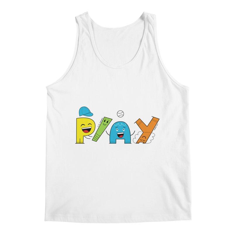 Play! Men's Tank by
