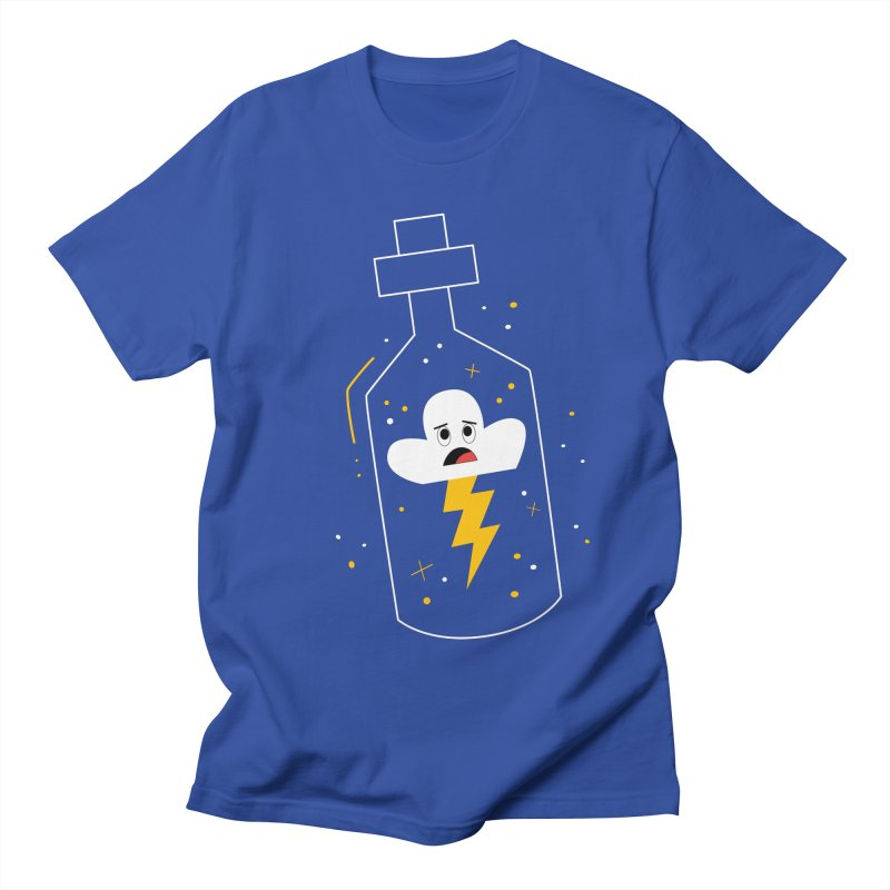 Lightning in a Bottle Men's T-Shirt by