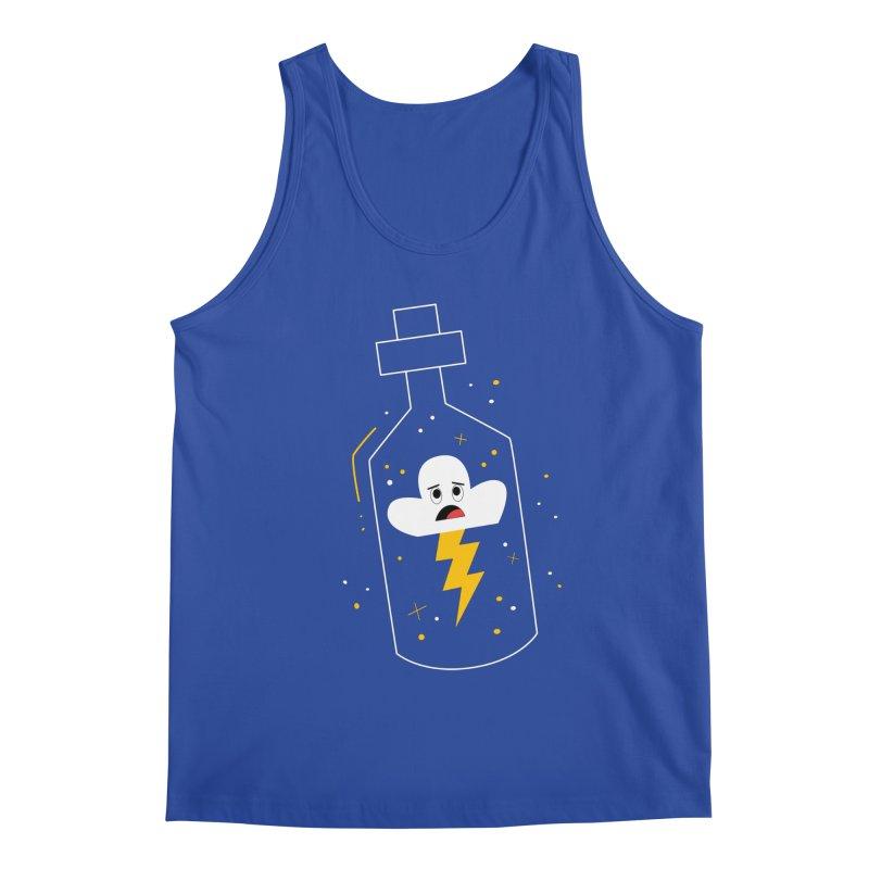 Lightning in a Bottle Men's Tank by