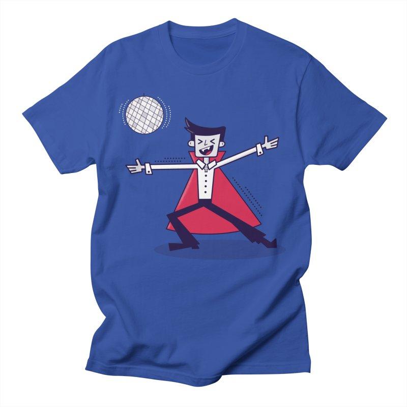 Vampires Love to Dance Men's T-Shirt by
