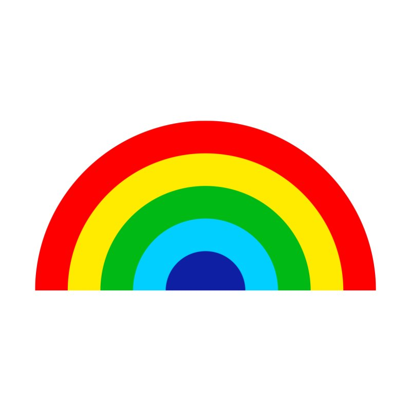 RAINBOW! None  by Andy Pitts Artist Shop