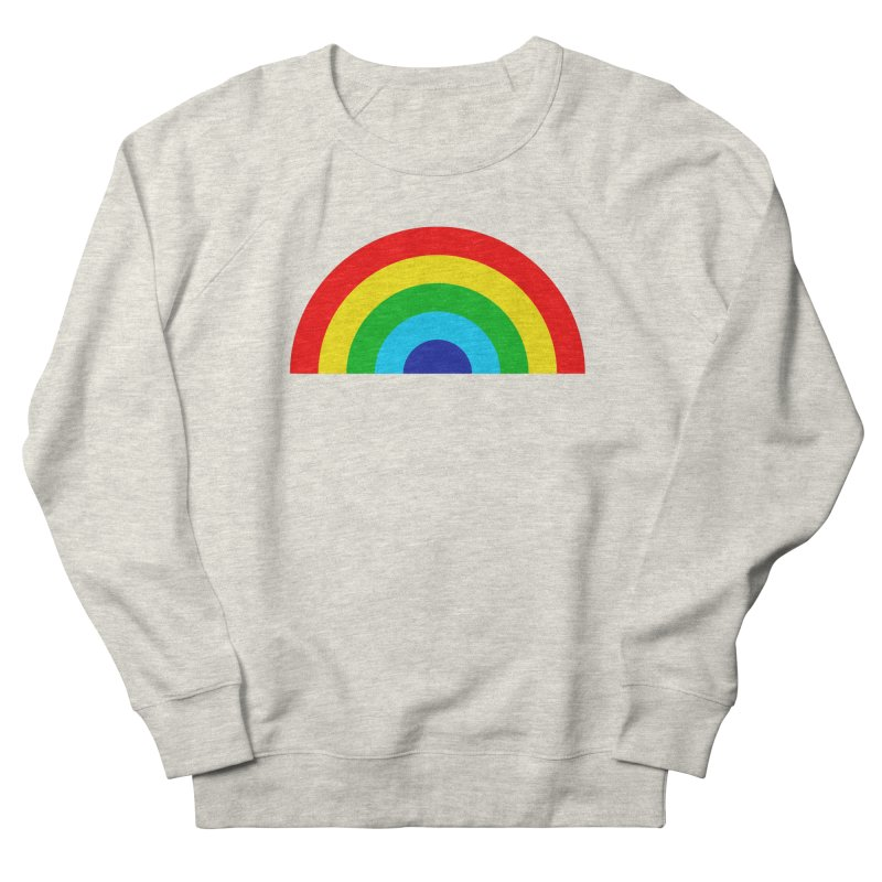 RAINBOW! Women's Sweatshirt by Andy Pitts Artist Shop