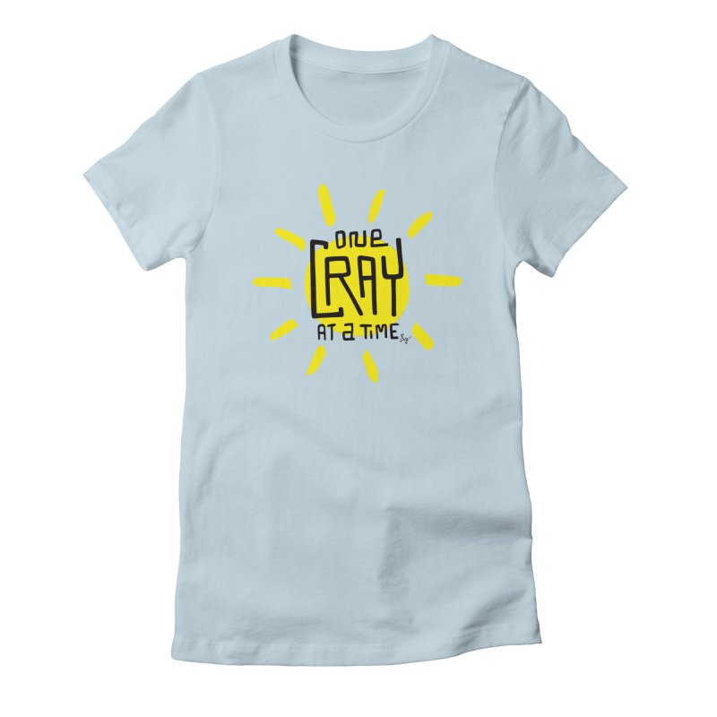 One Cray at a Time Women's T-Shirt by &y   Andy Rado