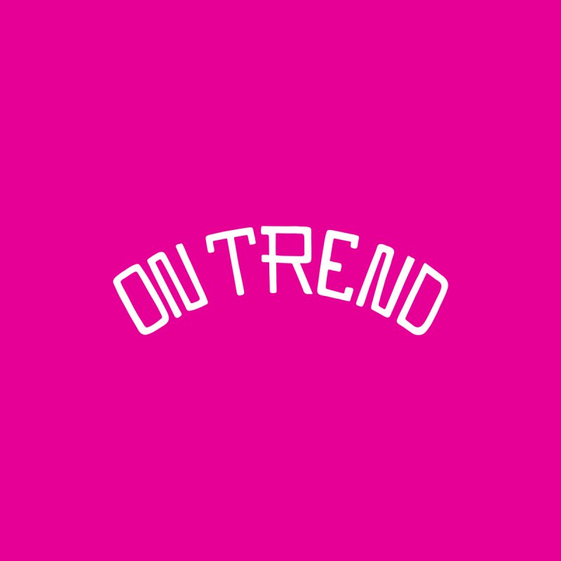 On Trend Women's T-Shirt by No Agenda by Andy Rado