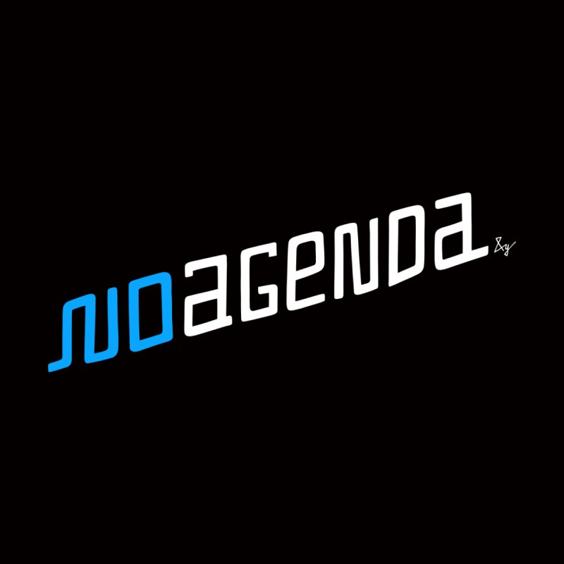 No Agenda Men's T-Shirt by No Agenda by Andy Rado