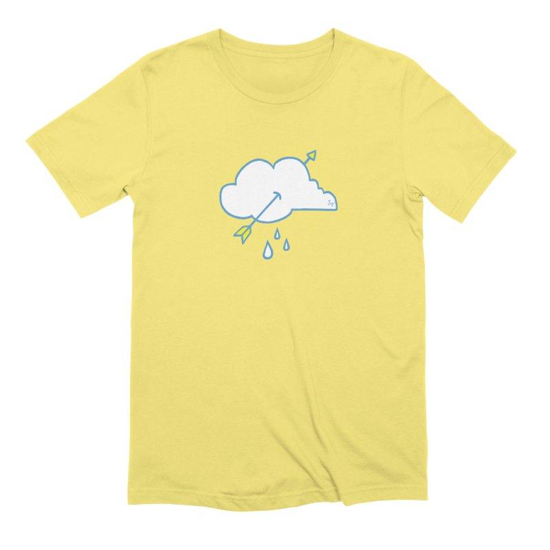 Cloud Lover Men's T-Shirt by No Agenda by Andy Rado