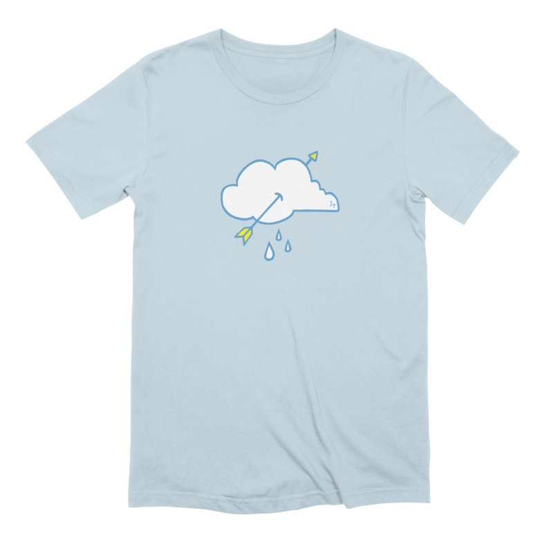 Cloud Lover Men's Extra Soft T-Shirt by No Agenda by Andy Rado
