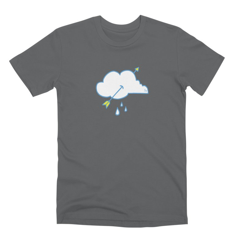 Cloud Lover Men's Premium T-Shirt by No Agenda by Andy Rado