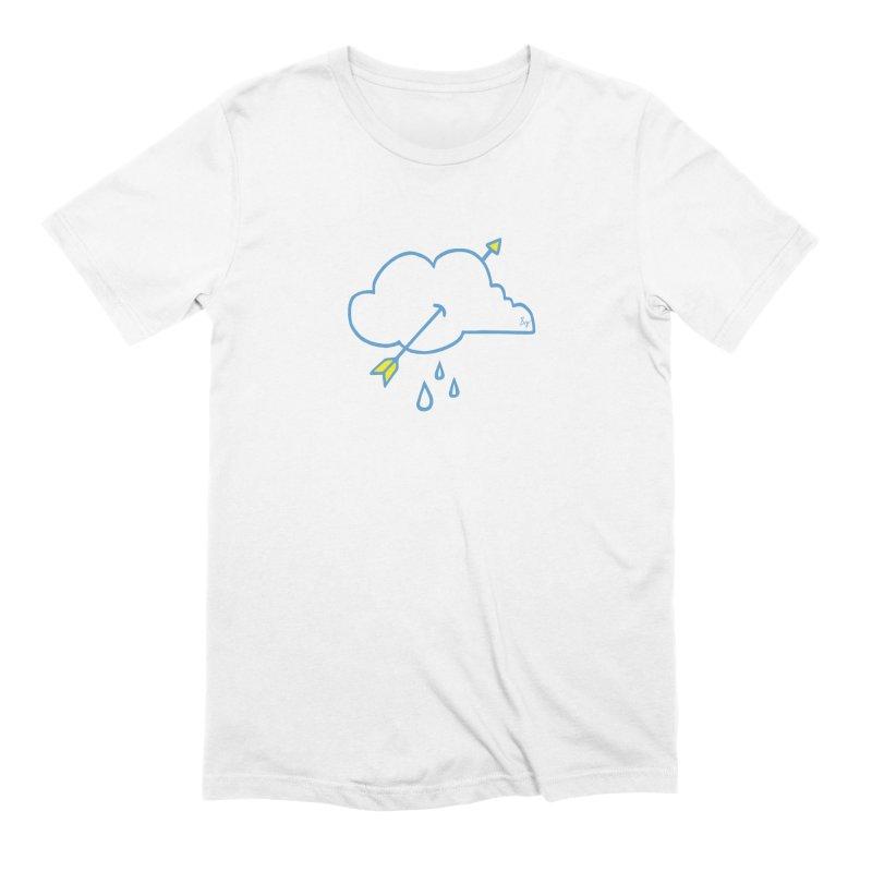 Cloud Lover Men's Extra Soft T-Shirt by No Agenda by Andy Rado