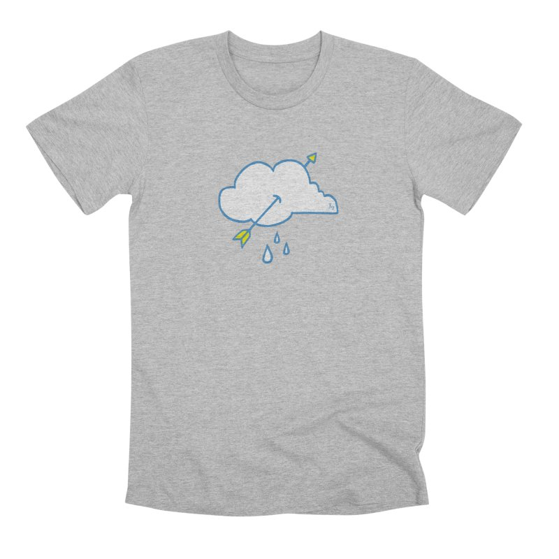 Cloud Lover Men's Premium T-Shirt by No Agenda by Andy Rado