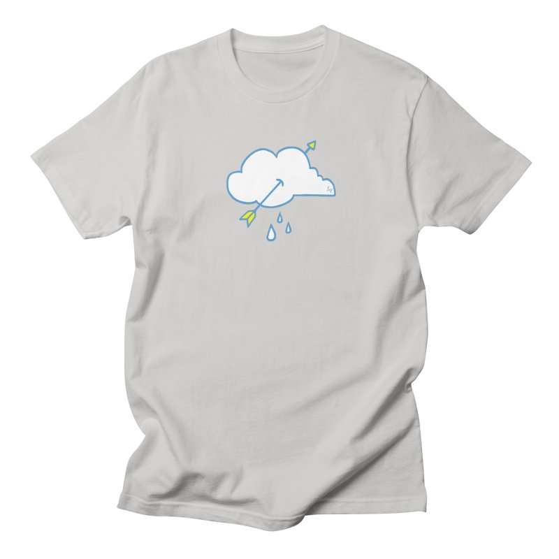 Cloud Lover Men's Regular T-Shirt by No Agenda by Andy Rado