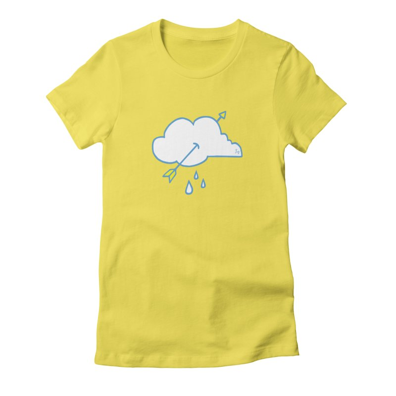 Drought Breaker Women's T-Shirt by No Agenda by Andy Rado