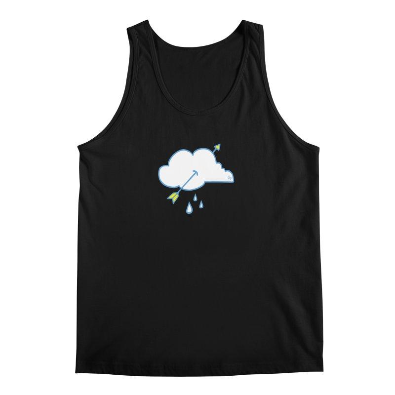 Cloud Lover Men's Regular Tank by No Agenda by Andy Rado