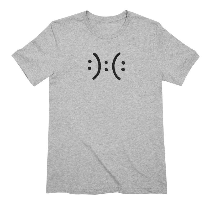 Modern Dilema Men's Extra Soft T-Shirt by No Agenda by Andy Rado