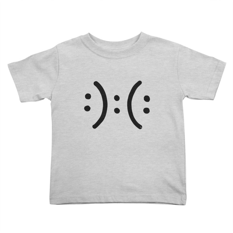 Modern Dilema Kids Toddler T-Shirt by No Agenda by Andy Rado