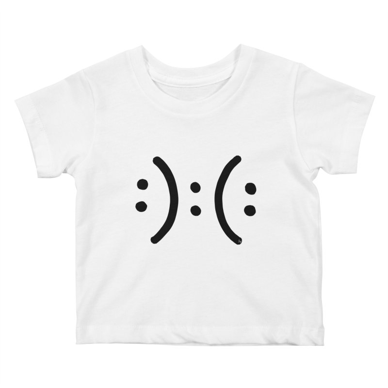 Modern Dilema Kids Baby T-Shirt by No Agenda by Andy Rado