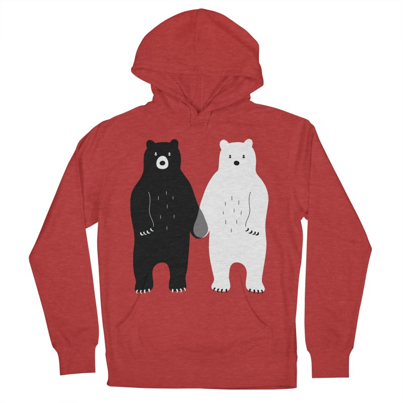 Gray Women's Pullover Hoody by andywestface's Artist Shop
