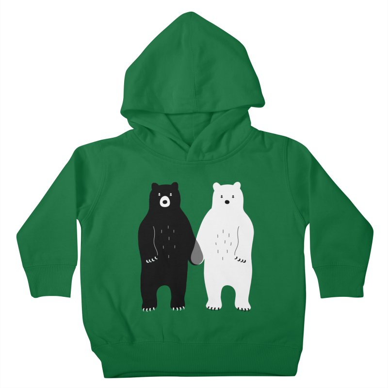 Gray Kids Toddler Pullover Hoody by andywestface's Artist Shop