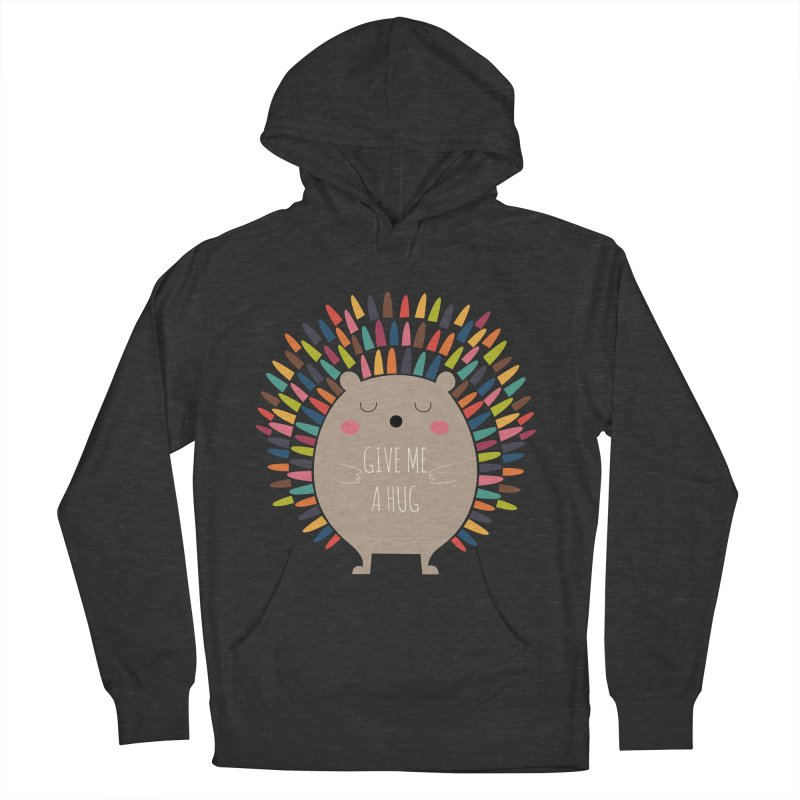 Give Me A Hug Women's Pullover Hoody by andywestface's Artist Shop