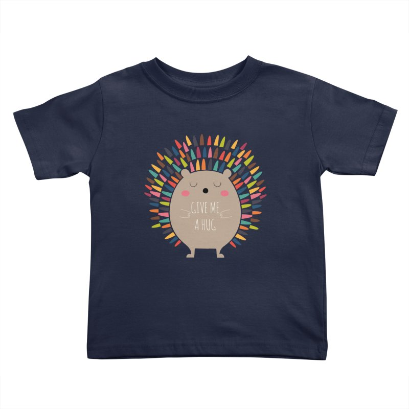 Give Me A Hug Kids Toddler T-Shirt by andywestface's Artist Shop
