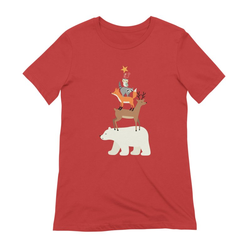 Picking Stars Women's Extra Soft T-Shirt by andywestface's Artist Shop