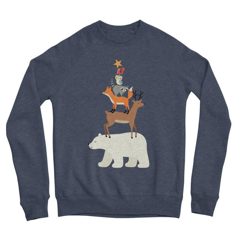 Picking Stars Women's Sponge Fleece Sweatshirt by andywestface's Artist Shop