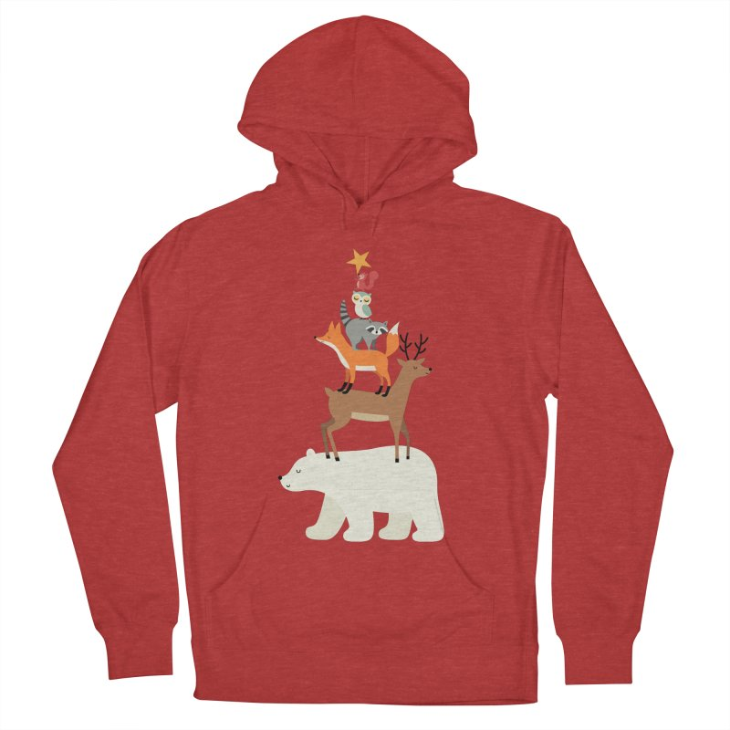 Picking Stars Women's French Terry Pullover Hoody by andywestface's Artist Shop