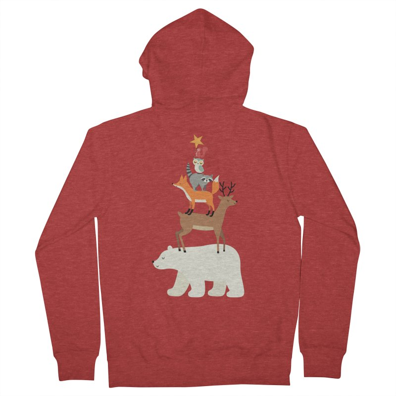 Picking Stars Women's French Terry Zip-Up Hoody by andywestface's Artist Shop