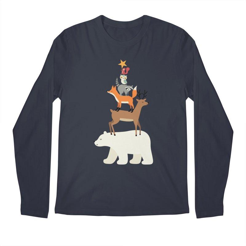 Picking Stars Men's Regular Longsleeve T-Shirt by andywestface's Artist Shop