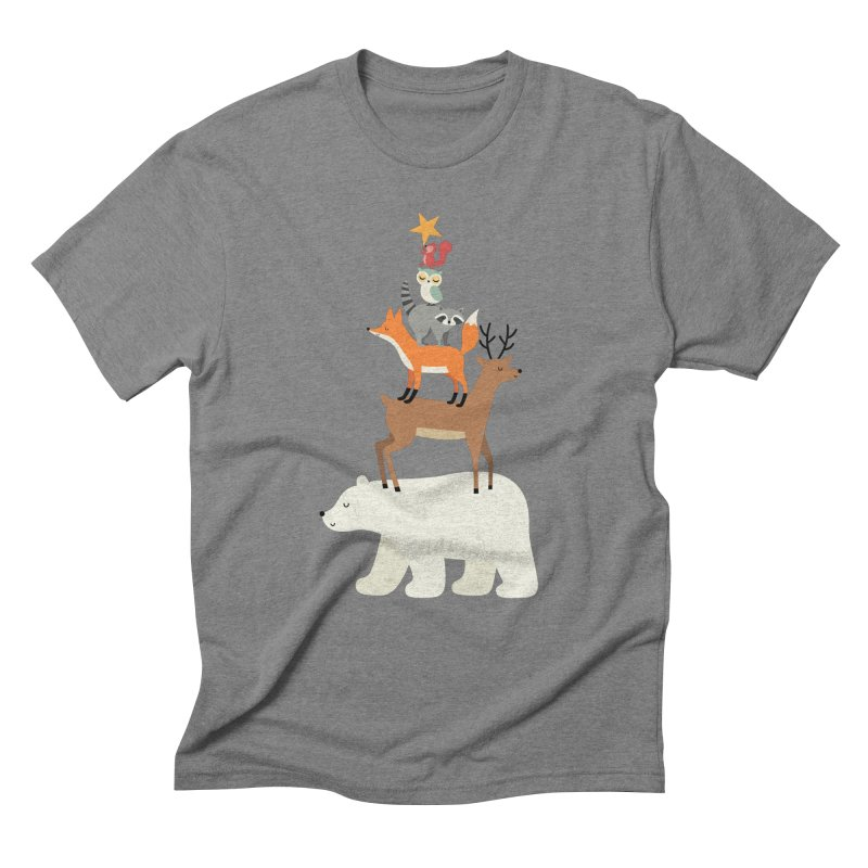 Picking Stars Men's Triblend T-Shirt by andywestface's Artist Shop