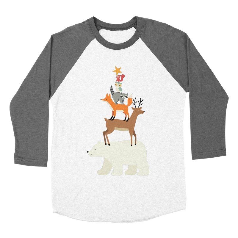 Picking Stars Women's Baseball Triblend Longsleeve T-Shirt by andywestface's Artist Shop