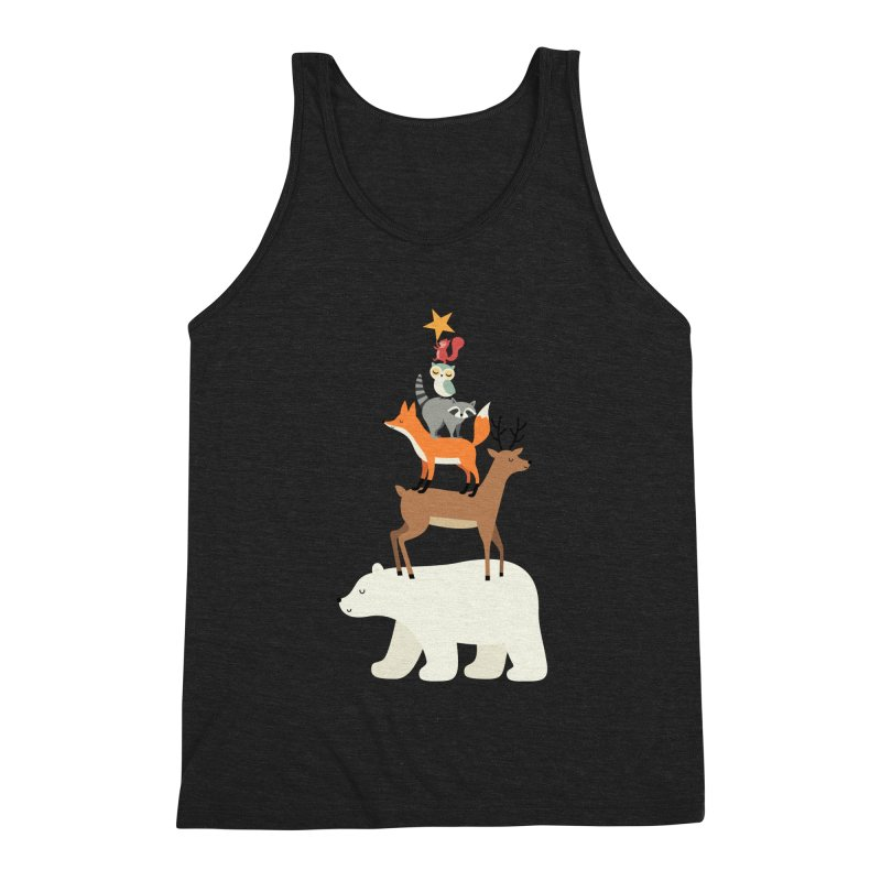 Picking Stars Men's Triblend Tank by andywestface's Artist Shop