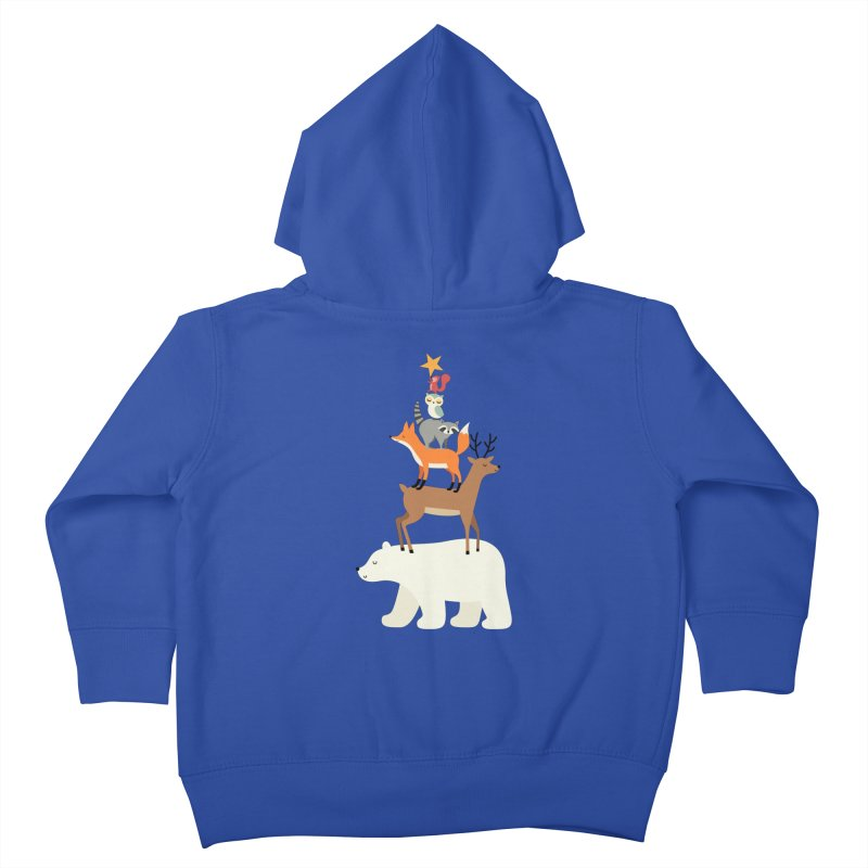 Picking Stars Kids Toddler Zip-Up Hoody by andywestface's Artist Shop