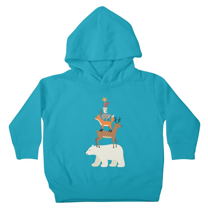 Picking Stars Kids Toddler Pullover Hoody by andywestface's Artist Shop