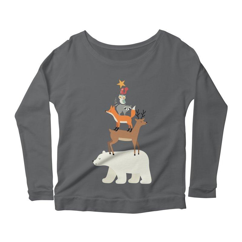 Picking Stars Women's Longsleeve T-Shirt by andywestface's Artist Shop