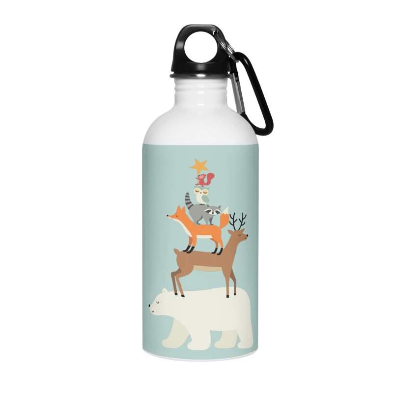 Picking Stars Accessories Water Bottle by andywestface's Artist Shop